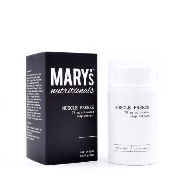 Mary's Nutritional | Small Muscle Freeze
