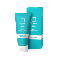 Select CBD foot renewal cream