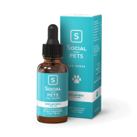Social CBD | Broad Spectrum Drops - 750mg
