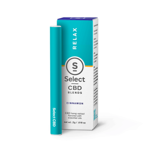 Select CBD Relax Vape Pen - 250 MG