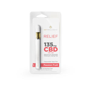 Sky Wellness Relief 135 Mg Vape Pen
