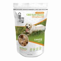 CBD Living Dog Chews Sweet Potato