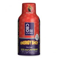 CBD Living Energy Shot