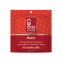 CBD Living Patch 60 Mg