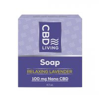 CBD Living Soap Lavender