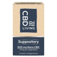 CBD Living Suppository