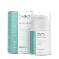 cbdMD Botanicals Facial Lotion