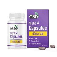 CBD FX CBD+CBN Night Capsules