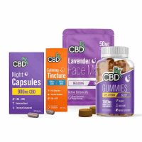 CBDFX CBD Sleep Set Bundle