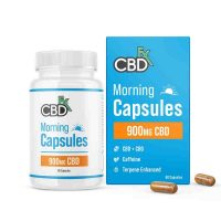 CBDFX Morning Capsules For Energy and Focus